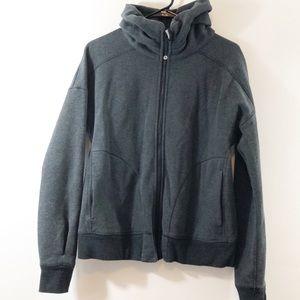 Lululemon Zip Up Sweatshirt Jacket Size 10